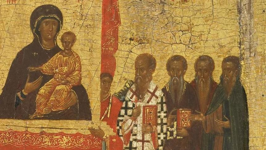 Byzantine Triumph of Orthodoxy