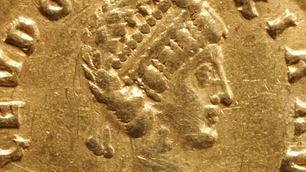 4th century Aelia Eudoxia Coin