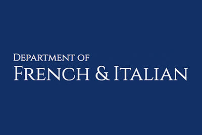 Department of French and Italian